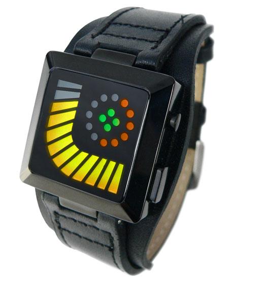 ساعت مچی بدون عقربه