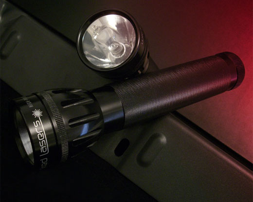 Torch Flashlight by Wicked Lasers