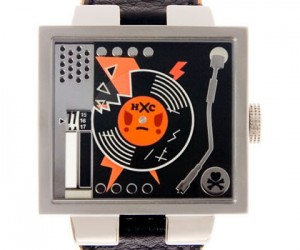 Scratch Style: Tokidoki Turntable Watch