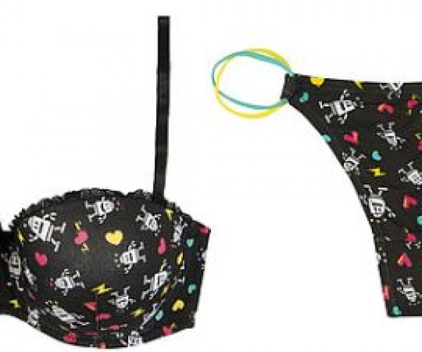 Geeky Guys Rejoice: Sexy Robot Undies for the Ladies