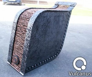 Vulcanus: Heavy Metal Casemod by Blacksmith