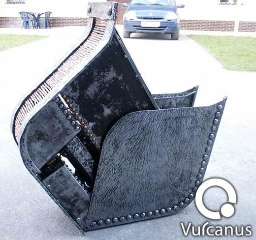 Vulcanus PC Metal Casemod