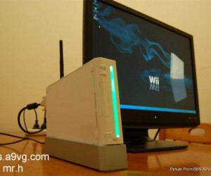 Wii Pc Casemod, or as I Like to Call It: Nintendowindo Xp