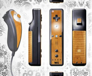Wii Woodgrain Mod: Woodn'T It be Nice?