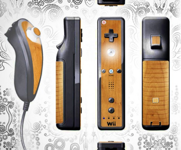 Wii Woodgrain Mod: Woodn'T It be Nice?