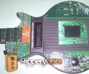 Atari 2600 + Guitar Hero = Atari Hero [Casemod]