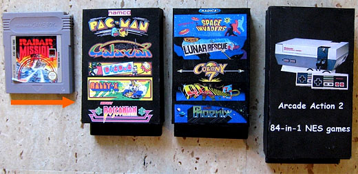 Bacteria Mini Mobile Arcade System