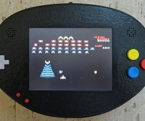 Bacteria Gives Life to Mutant Mini Multi Arcade System