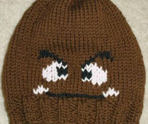 Terrorize the Mario in Your Life With This Knitted Goomba Hat