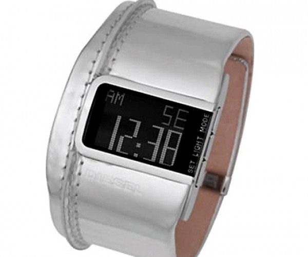 Diesel Dz7090 Digital Watch is Retro-Future-Glam-Tastic