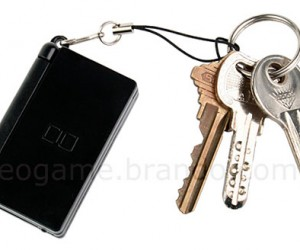 Mini Psp and Ds Lite for Your Keychain (or Your Cat)