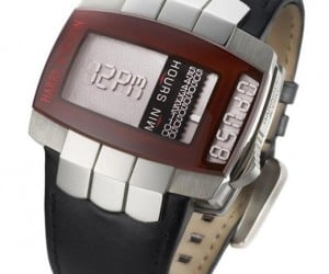 Harry Winston Opus 8 Watch Melds Analog and Digital