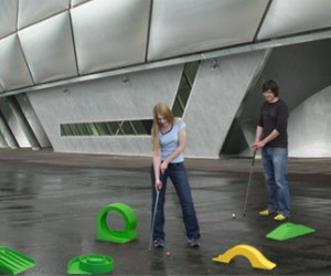 Myminigolf Miniature Golf Course Travels Wherever You Go