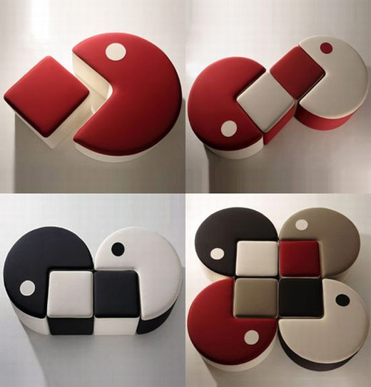 Packman Pac-Man furniture