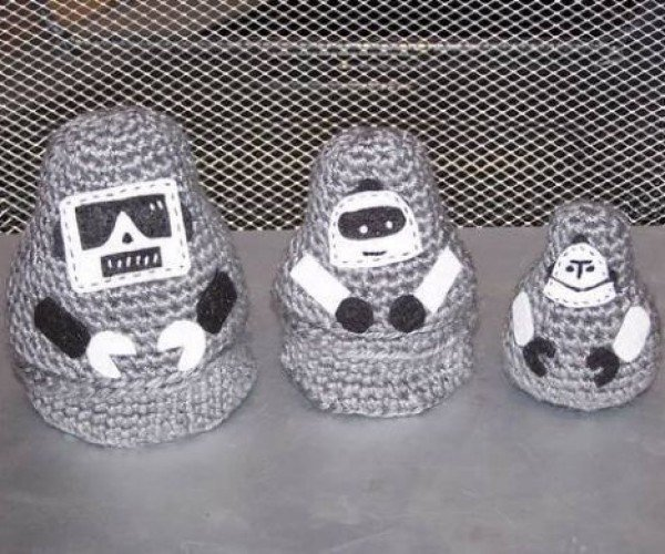 Robotroyshka Dolls Will Conquer You With Cuteness