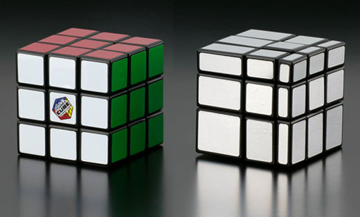 rubiks bump cube compared