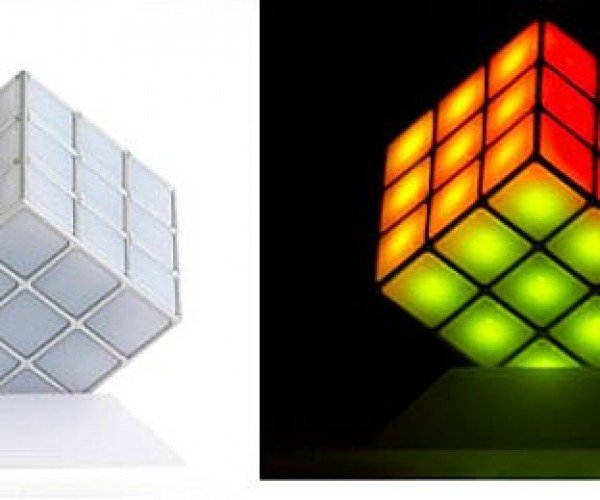Rubik'S Cube Disco Light: Your Party Just Got 200% Nerdier
