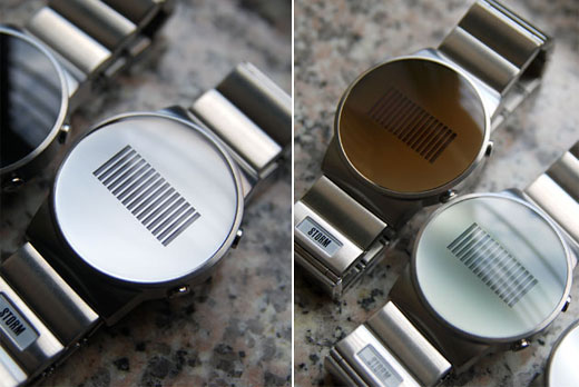 Storm Ambition LED Watch