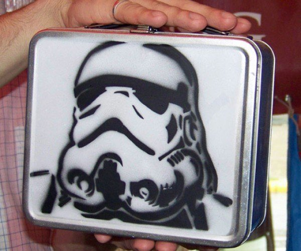 Do Stormtroopers Eat Bologna on Wonder Bread?