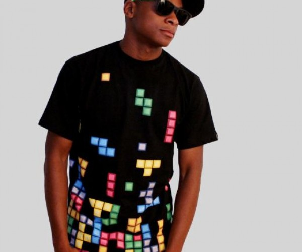 Clear More Rows With the Tetris T-Shirt