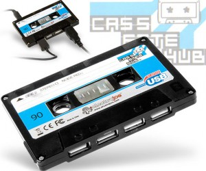 Cassette Tape USB Hub Won'T Play, Pause or Rewind