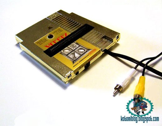 Zelda NES in a Cartridge