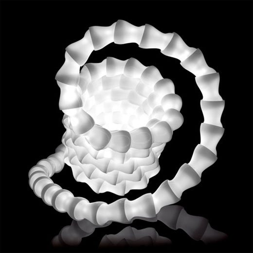 Abyss LED Table Lamp by Kundalini