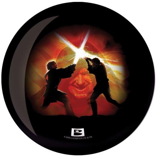 anakin obi wan bowling ball