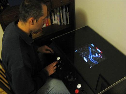arcade imac casemod 2
