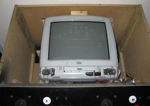 Arcade iMac Casemod