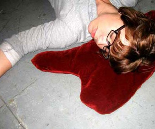 Blood Puddle Pillows Perfect for Halloween Slumber