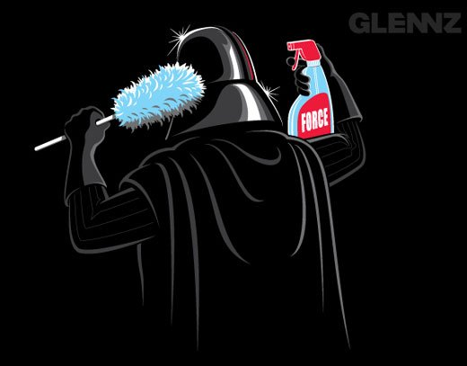 darth vader maintenance