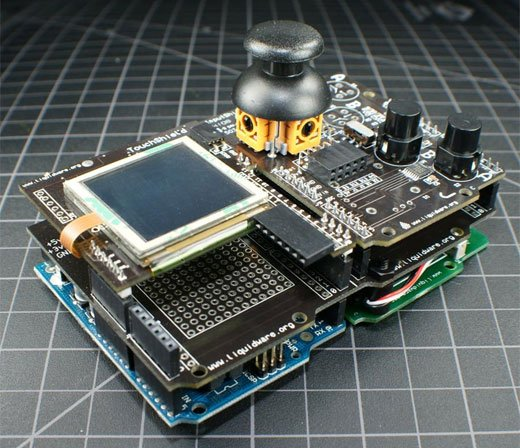 diy gameboy arduino