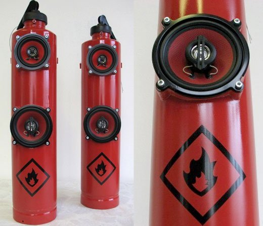 fire extinguisher speaker 2
