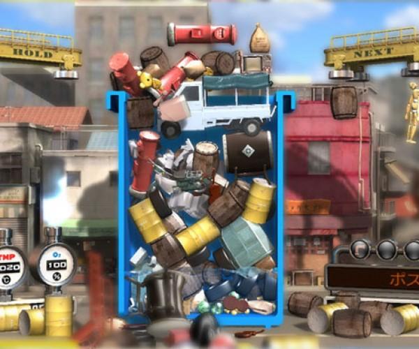 Gomibako for PS3: Like Tetris With Trash