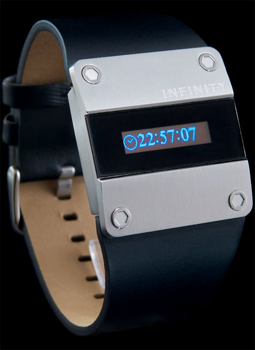 infinity oled watch