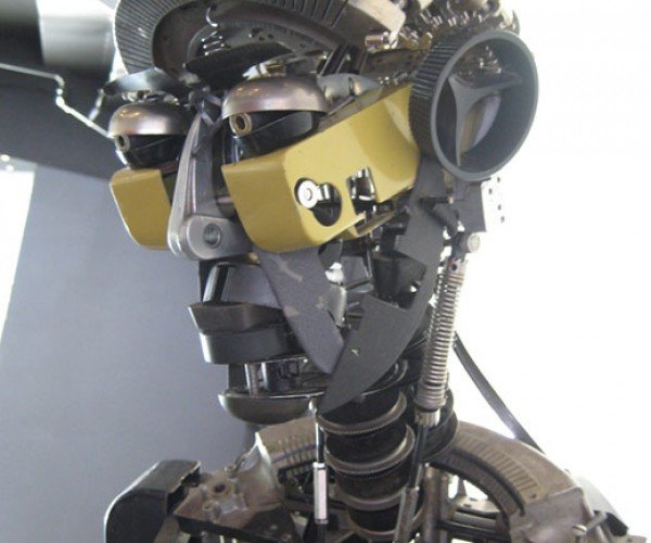 Jeremy Mayer'S Typewriter Robots Will Blow Your Mind
