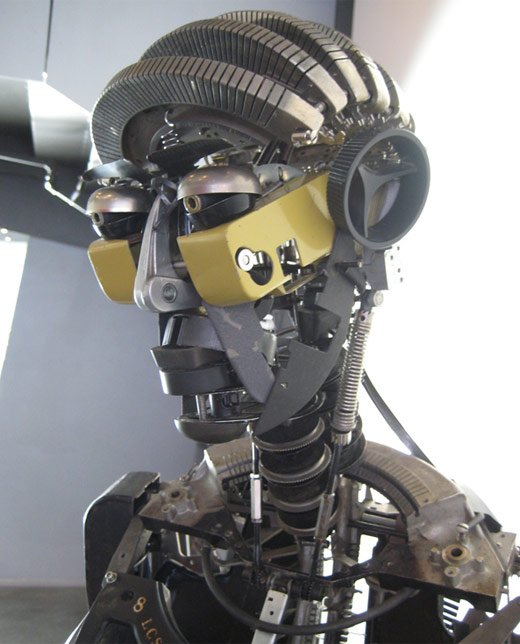 j mayer typewriter robot 1