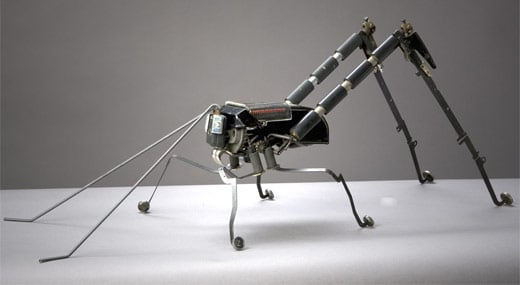 j mayer typewriter robot 4