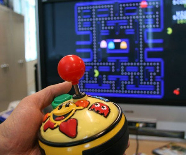 Jakks Arcade Gold Plays 8 Namco Classics on Your Tv
