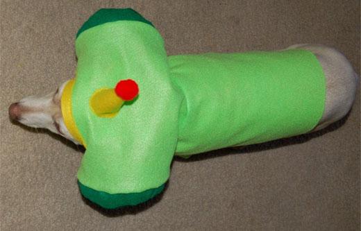 katamari dog costume 2