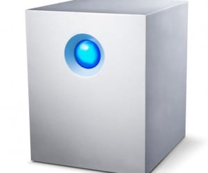 Lacie 5big Network Drive Looks Like Hal 9000′S Brother