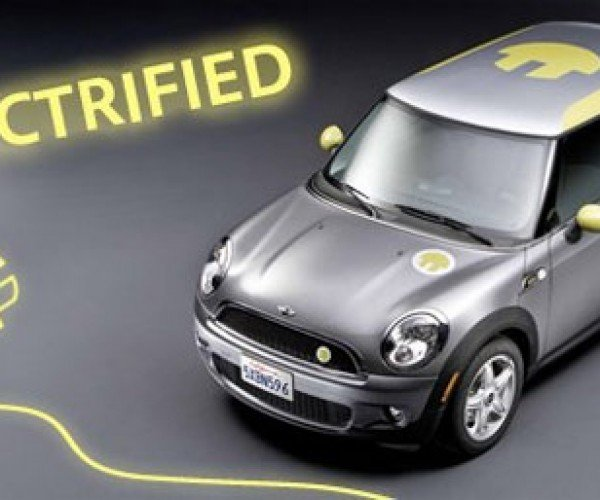 Mini E: Your Chance to Test Drive the Electric Mini Cooper