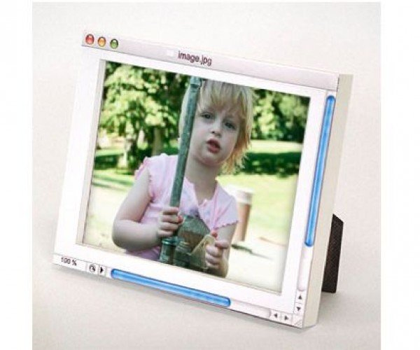 Color Me Confused: Analog Digital Photo Frame
