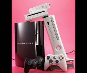 Wii, Xbox 360 and PS3 Console Sales Numbers Compared