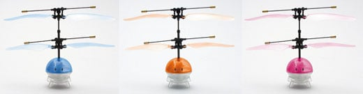 roboppi copter colors