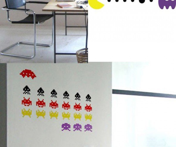 Vinyl Arcade Wall Decals Perk Up Your Game Room