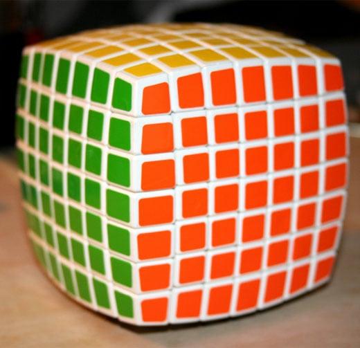 v cube 7x7x7