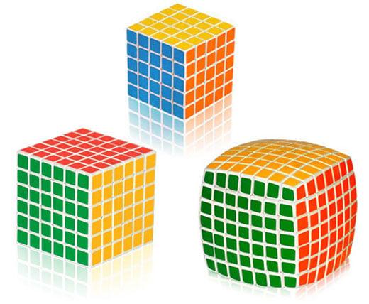 v cubes