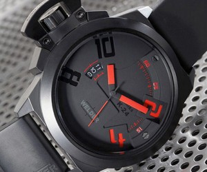 Welder K24: a Manly Watch for Manly Men